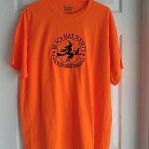 Halloween embroidered t shirt